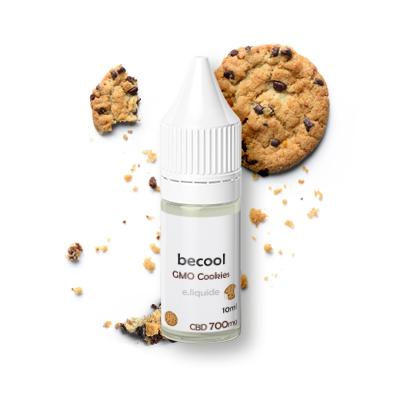 E-liquide GMO COOKIE CBD